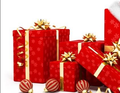Des cadeaux.