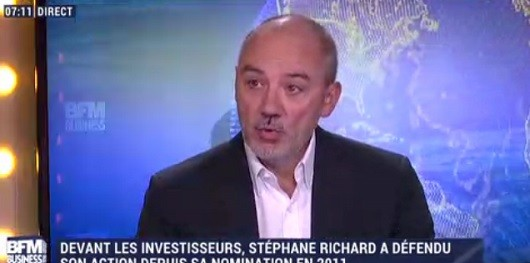 Stéphane Richard.