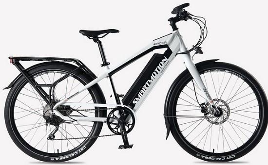 Un Vélo électrique.