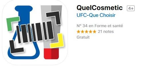 L'app de l'UFC-Que choisir.