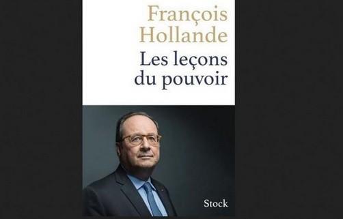 Le livre de François Hollande.