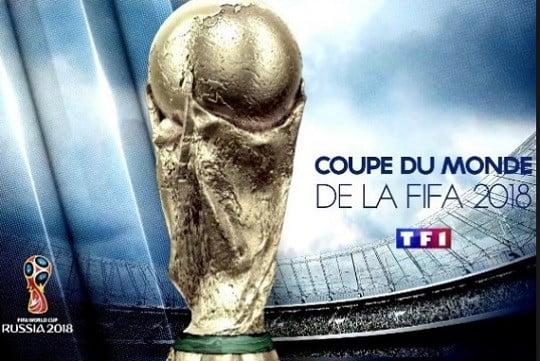 Le mondial sur TF1.