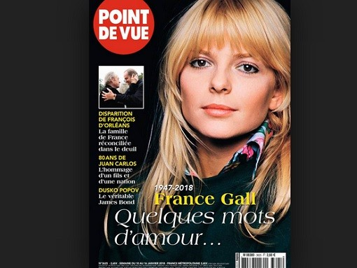 Le magazine Point de Vue.