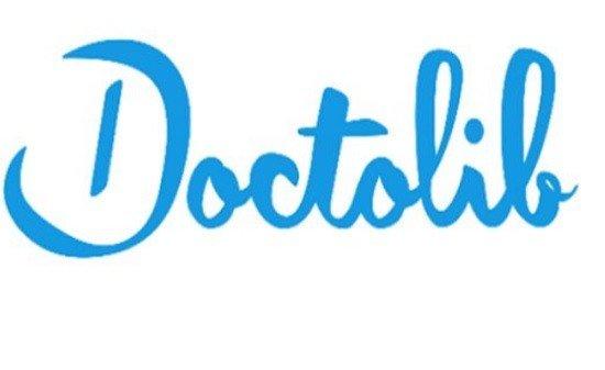 L'app Doctolib.