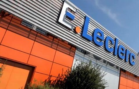 Un magasin E. Leclerc.
