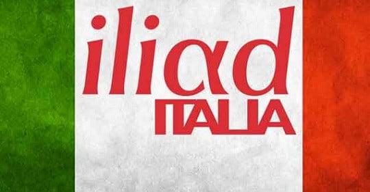 Free en Italie.