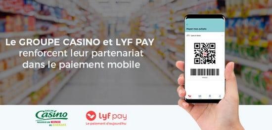 L'appli Lyf Pay