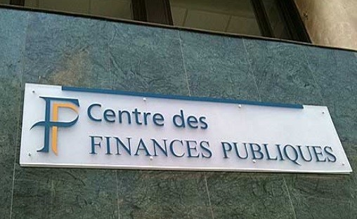 Un centre des impôts