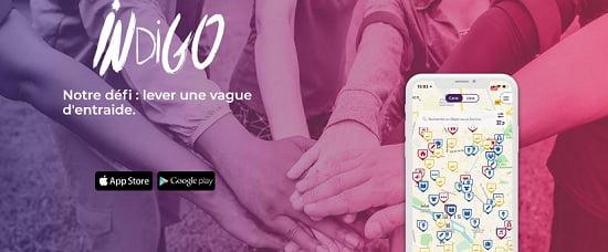 Le site Indigo