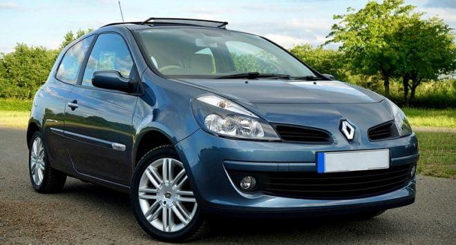 Une Renault