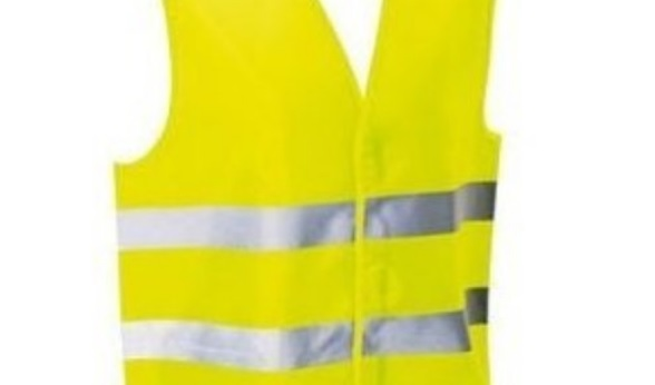 Un gilet jaune