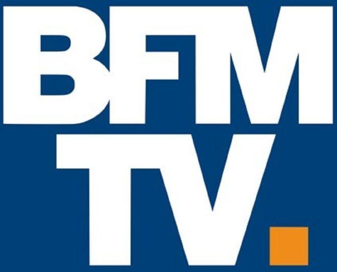 Le logo de BFM TV.