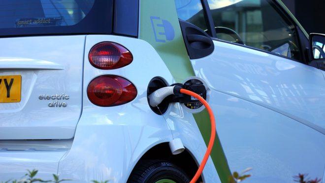 Un véhicule électrique