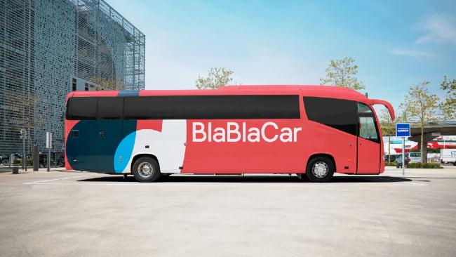 Les bus Blablacar reprendront du service à partir de mars 2021.