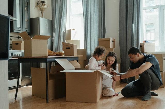 Le nombre de déménagements augmenterait en 2021.