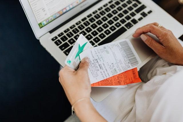 Des tickets de caisses
