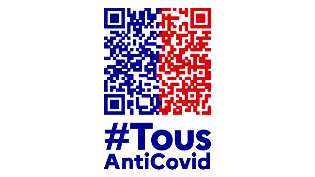Logo de l'application Tous AntiCovid