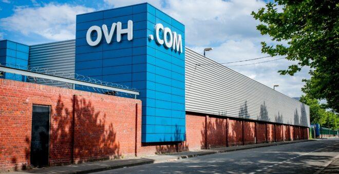 Un centre OVH