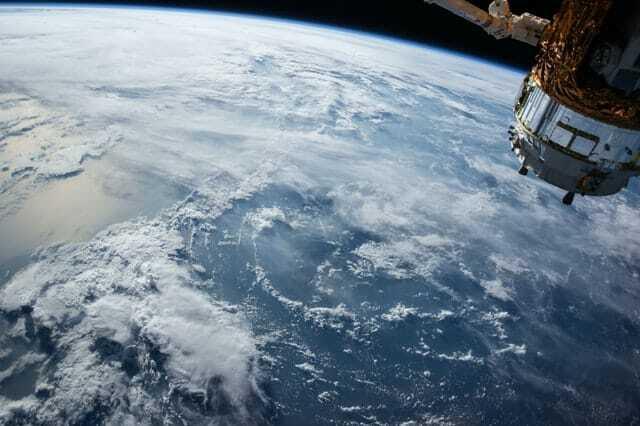 Une photo de l'espace réalisée par la NASA