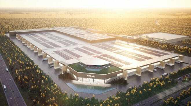 La firme Tesla compte ouvrir sa Gigafactory de Berlin dès le mois d'octobre.