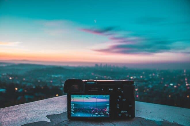 Vidéo au format 360°