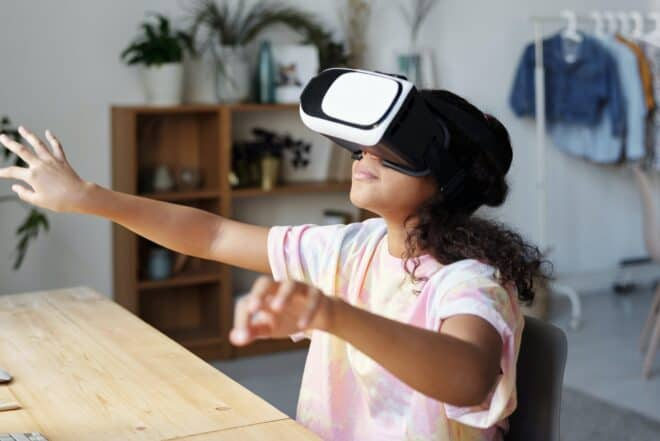 Réalité augmentée sur smartphone