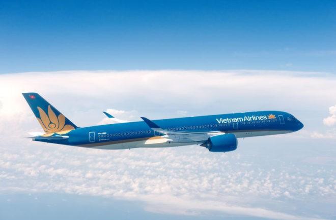 Un avion de la compagnie Vietnam Airlines