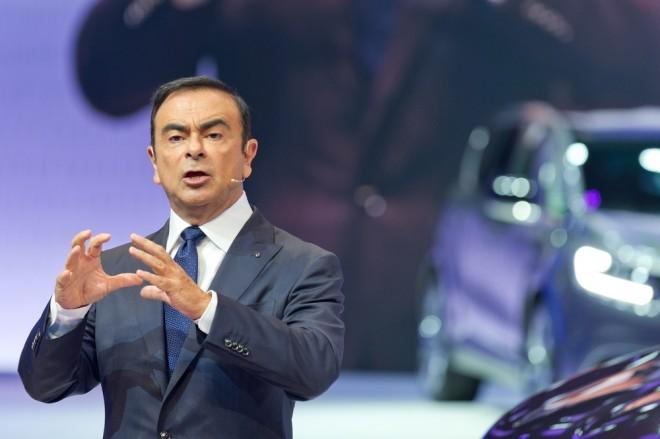 Carlos Ghosn, patron de l'alliance Renault-Nissan pourrait bien devenir PDG de Mitsubishi
