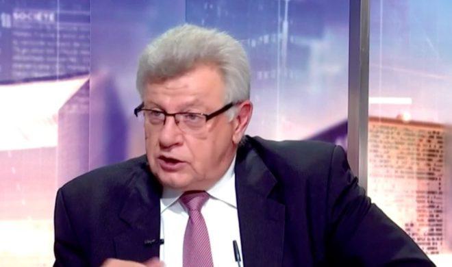 Le secrétaire d'Etat au Budget Christian Eckert sur LCI le 29 septembre 2016