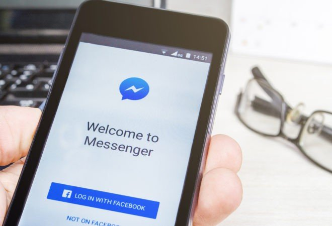 L'application Facebook Messenger