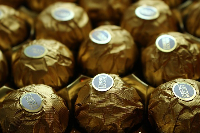Des Ferrero Rocher, image d'illustration