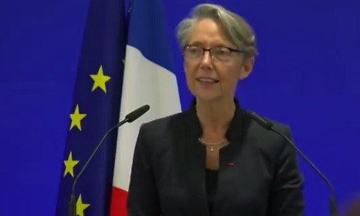 Élisabeth Borne ministre des Transports