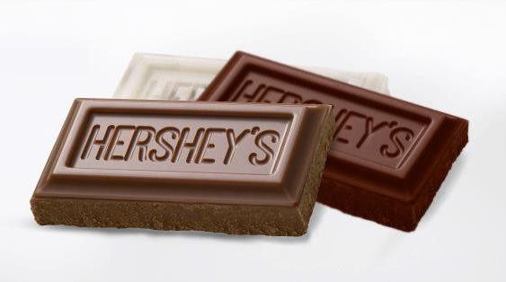 Des chocolats Hershey's
