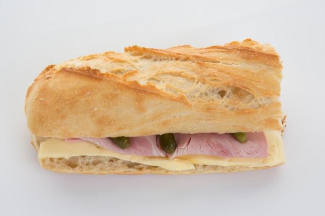 Le jambon-beurre de Montbéliard est le plus cher de France !