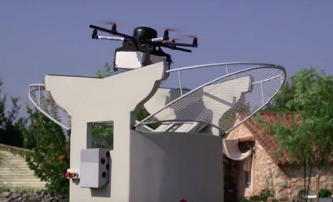 Le nouveau drone de DPDGroup qui effectuera les livraisons dans le Var