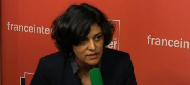 Myriam El Khomri sur France Inter le 9 janvier 2016