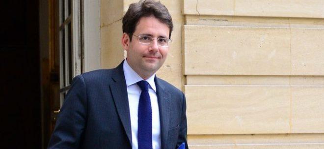 Matthias Fell, secrétaire d'Etat au Commerce extérieur