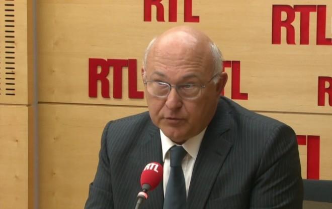 Le nouveau ministre de l'Economie et des Finances, Michel Sapin