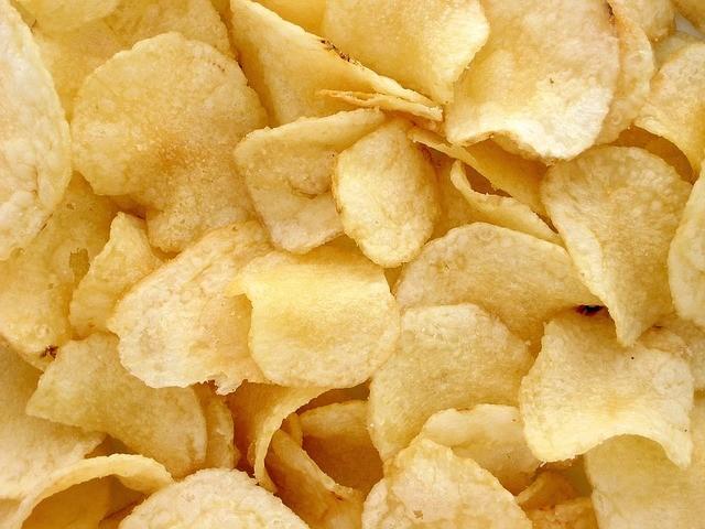 Image d'illustration, des chips