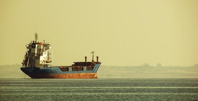 Un bateau pétrolier. Image d'illustration