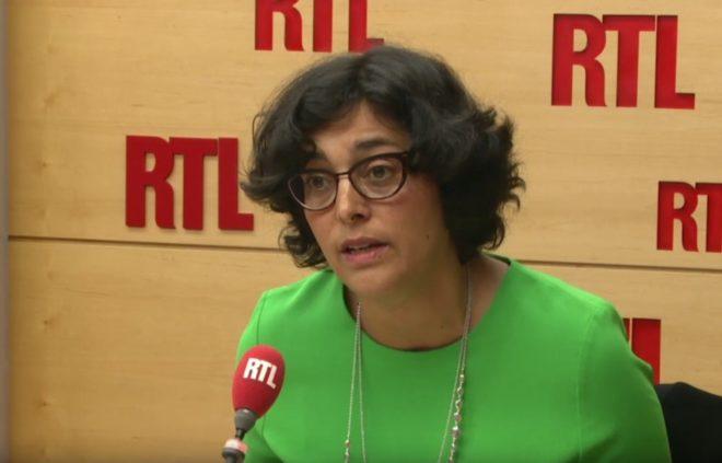 La ministre du Travail Myriam El-Khomri, le 31 mai 2016
